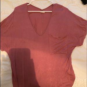 Lush Slouchy Shirt
